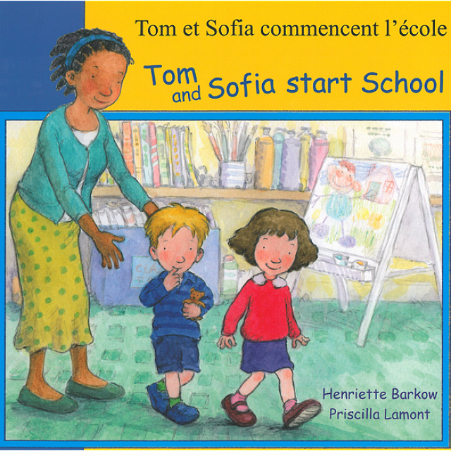Tom and Sofia Start School in French amp English : tomandsofiafrench1 from shop.oznoz.com size 640 x 640 png 794kB