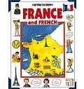 France and French: Getting to Know Series English and French