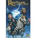 Rostam - Search For The King Comic Book 4